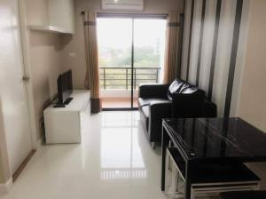 For RentCondoChiang Mai : 108-JP For rent, The Next 1, Ruamchok Intersection, Building 3, Floor 7, Size 32 sq m. Price 7,000 baht.