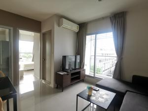 For RentCondoOnnut, Udomsuk : Condo for rent, Aspire Sukhumvit 48, corner room, 2 bedrooms at price of 1 bedroom