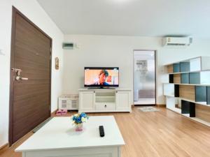 For SaleCondoKasetsart, Ratchayothin : **HOT!!!** Just the room is worth it!!! Supalai City Resort Ratchayothin - Phaholyothin Condo, unblocked view!!!!