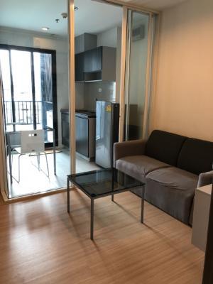 For RentCondoRamkhamhaeng, Hua Mak : 1 bedroom fully furnished 9,500 the base Rama 9-Ramkhamhaeng for rent