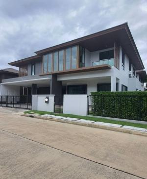 ขายบ้านพัฒนาการ ศรีนครินทร์ : 🔥🔥🔥ขายด่วน บ้านใหม่✨ ไม่เคยอยู่‼️บ้านเดี่ยว🏡โครงการ บุราสิริ พัฒนาการ @JST Property.