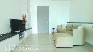 For RentCondoRatchadapisek, Huaikwang, Suttisan : For rent Life Ratchadaphisek Condo 13,000 baht / 1 bedroom 38 sqm. High floor.