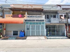 For RentTownhouseNawamin, Ramindra : Townhouse for rent, 2 floors, Wang Thong House University. AOL-F81-2106004060