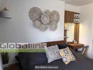 ขายคอนโดเชียงใหม่ : 🌧ขายห้องสวย บรรยากาศเป็นส่วนตัว🍃 (GBL1135) Room For Sale Project name : North Condo Chiang Mai