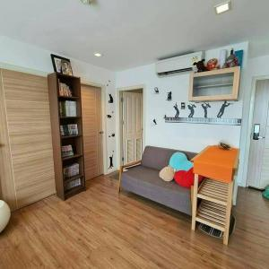 For RentCondoOnnut, Udomsuk : Condo for rent B.Republic, size 2 rooms, Line: condo5959