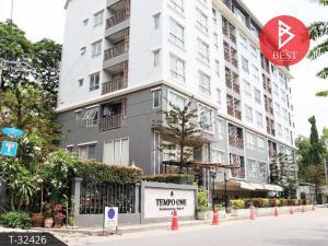 For SaleCondoRamkhamhaeng, Hua Mak : Condominium For Sale Tempo One Ramkhamhaeng-Rama 9 Bangkok