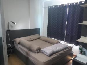 For RentCondoChengwatana, Muangthong : Condo for rent Hallmark Chaengwattana Hallmark Chaengwattana Pak Kret, 3rd floor, size 28 sq.m.