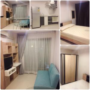 For RentCondoVipawadee, Don Mueang, Lak Si : For rent (7,500 baht/month) 33 sq.m., beautiful view, Silk Place Phaholyothin - Lak Si.