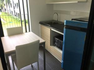 For RentCondoBangbuathong, Sainoi : Condo for rent The Midd Bangyai (The Midd Bangyai) new room