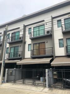 For RentTownhousePinklao, Charansanitwong : For rent Baan Klang Muang Pinklao - Charan.