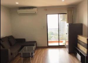 For RentCondoVipawadee, Don Mueang, Lak Si : Condo for rent, Regent 15 Bangkhen, 1 month insurance.