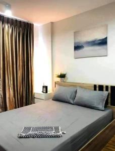 For RentCondoBangbuathong, Sainoi : Condo for rent, The Iris Wesgate Bangyai, new room (The Iris Wesgate Bangyai)