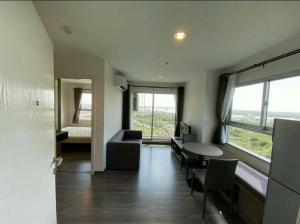 For RentCondoSamrong, Samut Prakan : Condo for rent the trust erawan bts erawan conner room river view