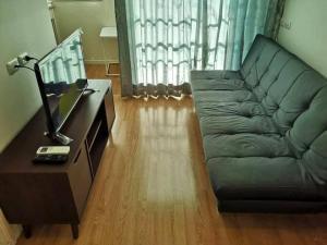 For RentCondoBangna, Lasalle, Bearing : For rent, Lumpini Condo, Mega City, Bangna, 25.5 sq.m., 1 bedroom, 17th floor * ready to move in