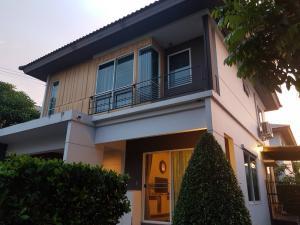 For SaleHouseRama5, Ratchapruek, Bangkruai : House for sale 4,690,000 baht