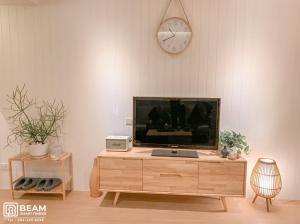 For RentCondoRama9, RCA, Petchaburi : LI046_N🌟 😍CONDO LIFE ASOKE 1 bed PLUS, newly decorated, ready to move in 🌟😍