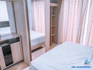For RentCondoNawamin, Ramindra : ✅ For rent ✅ Lumpini Ville Ramintra - Laksi, beautiful room with good furniture