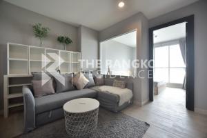 For SaleCondoRatchadapisek, Huaikwang, Suttisan : Quick sale!!!! RHYTHM RATCHADA Nice room, good view NEW ROOM 1BEDROOM 36sq.m