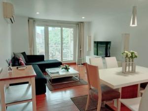 เช่าคอนโดนานา : For rent 3 BEDROOMS bts nana station. ready to move in