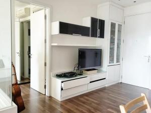 For SaleCondoOnnut, Udomsuk : Condo for sale, The Room Sukhumvit 62, room 44.9 sqm., 7th floor.