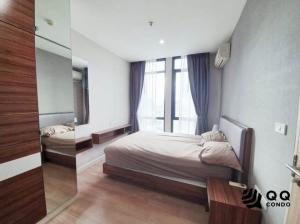 For RentCondoRatchathewi,Phayathai : For rent The Capital Ratchaprarop-Vibha 1Bed , size 36 sq.m., Beautiful room, fully furnished.