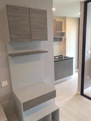 ขายคอนโดมีนบุรี-ร่มเกล้า : sell/ขาย ห้องใหม่เอี่ยม2,000,000 บาท