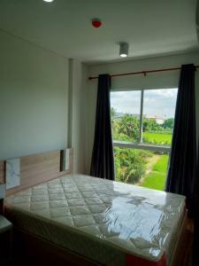 For RentCondoBangbuathong, Sainoi : Condo for rent The Iris Bang Yai