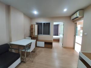 For RentCondoLadprao101, The Mall Bang Kapi : Condo for rent, The Niche ID Ladprao 130, beautiful room, very spacious, full furniture.