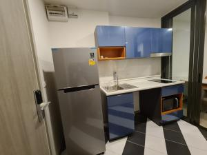 For RentCondoVipawadee, Don Mueang, Lak Si : ฺBrand-new room The Base Saphanmai 2bed for Rent