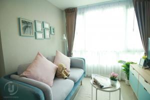 For RentCondoBang Sue, Wong Sawang : Condo for rent, Metro Sky Prachachuen, Bang Sue, Bang Son, 2 bedrooms, beautiful room, ready to move in.