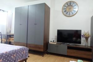 For RentCondoBang Sue, Wong Sawang : Condo for rent Supalai Veranda Ratchavipha-Prachachuen *furniture All electrical appliances are ready *