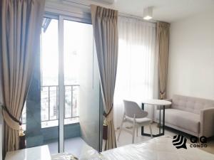 For RentCondoBang Sue, Wong Sawang : For Rent Chapter One Shine Bangpo - Studio, size 24 sq.m., Beautiful room, fully furnished.