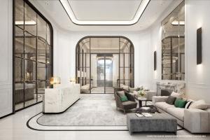 For SaleCondoWitthayu,Ploenchit  ,Langsuan : For Sale !!! MUNIQ Langsuan Condominium  Floor: 16th Type: 2 Bedrooms/2 Bahtrooms Size: 95 sq.m