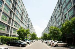 For RentCondoRamkhamhaeng, Hua Mak : ☆☆ Rental of parking rights D Condo Ramkhamhaeng Soi 9☆☆