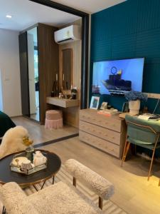 Sale DownCondoLadprao, Central Ladprao : Sale down payment, 19th floor, south