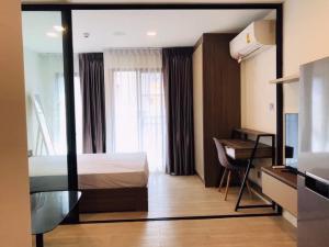 For RentCondoRangsit, Patumtani : Urgent for rent, pro covid!!️ Kave Condo Rangsit, opposite Bangkok University, new room, 1st hand, 1 bedroom extra ⚠️ new room, clean, very pleasant