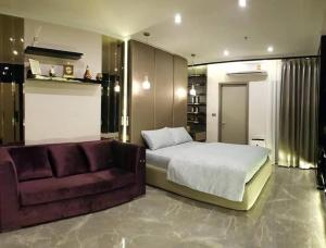 For RentCondoThaphra, Wutthakat : 📌 [Condo for rent] Ideo Thaphra Interchange, fully furnished room, Buit-in furniture, ready to move in, near MRT Tha Phra, only 100 meters