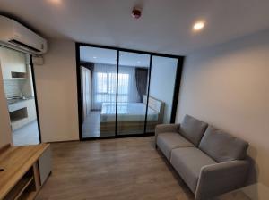 For RentCondoVipawadee, Don Mueang, Lak Si : ให้เช่า ห้องหน้ากว้าง ตึกA ชั้น7 ทิศตะวันออก วิวโล่ง เตียงใหญ่ 6 ฟุต Reach พหลโยธิน52