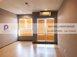 For SaleCondoBangbuathong, Sainoi : Sell Casa Condo @MRT Bang Yai Intersection, next to Central westgate, Studio room, high floor, new room