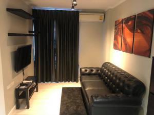 For RentCondoBangna, Lasalle, Bearing : Condo for rent: Me Style Bangna, beautiful room, cheap insurance