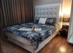 For RentCondoRatchadapisek, Huaikwang, Suttisan : Ivy Ampio for rent
