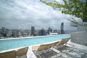 For SaleCondoSiam Paragon ,Chulalongkorn,Samyan : Best View 45+ High Floor!! Condo for Sale Near BTS Chong Nonsi - Ashton Chula-Silom @7.79MB