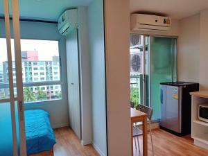 For RentCondoBang kae, Phetkasem : 🔥🔥For rent: Lumpini Ville Ratchaphruek-Bangwaek 🔥🔥 5,500 baht/month (discounted)