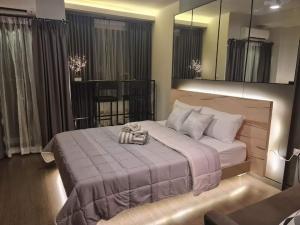 For RentCondoOnnut, Udomsuk : 📌[Condo for rent] Ideo Sukhumvit 93 Ideo S93 Studio room 26 sq.m., beautiful room, complete electrical appliances, near BTS Bang Chak