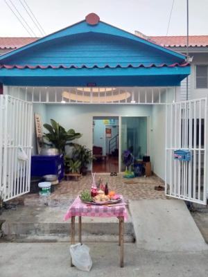 For SaleTownhouseRangsit, Patumtani : Urgent sale, Baan Eua Athon, ready to move in friendly price