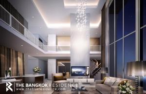 For SaleCondoRama3 (Riverside),Satupadit : Best Price!! Large Room Condo Near BTS Saphan Taksin - Menam Residences @9.7MB
