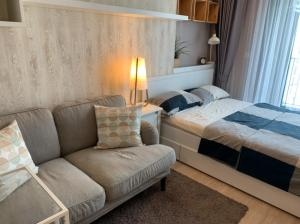 For RentCondoSiam Paragon ,Chulalongkorn,Samyan : For rent IDEO Q Chula-Samyan, very beautiful decoration, Fully Furnished, ready to move in, near Chula