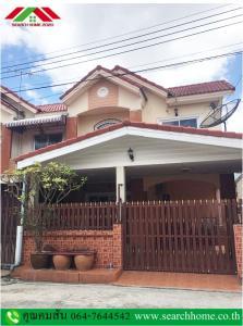 For SaleTownhouseNakhon Pathom, Phutthamonthon, Salaya : Urgent sale, townhouse 28 sq m, 2 floors, Sivarat University 8, next to Petchkasem Road, Yaicha Subdistrict, Sampran, selling below the appraised price, contact 064-764-4542