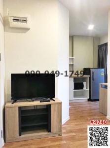 For RentCondoBang kae, Phetkasem : Condo for rent, Lumpini Ville Ratchaphruek-Bangwaek (Charan 13) ready to move in.