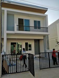 For SaleTownhouseChiang Mai : Sale Townhome Baan Karnkanok Town 1 Nong Phueng Chiang Mai 2,000,000 Baht